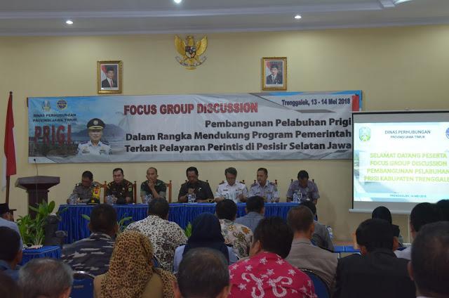 Pembangunan Pelabuhan Prigi, Pemerintah Berkomitmen untuk Kesejahteraan Masyarakat