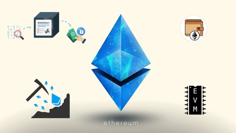 Ethereum Cryptocurrency Course for Beginners