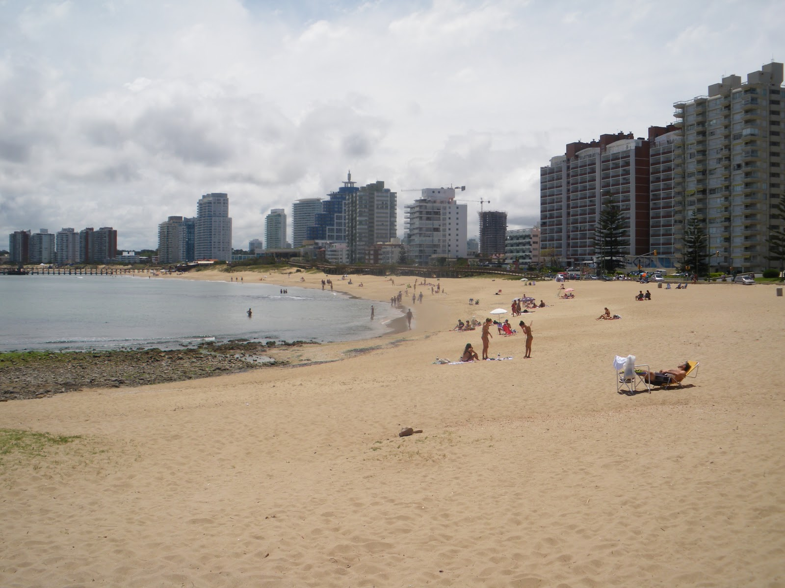 uruguay beach girls