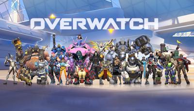3d Overwatch Hero 2 Apk versi terbaru