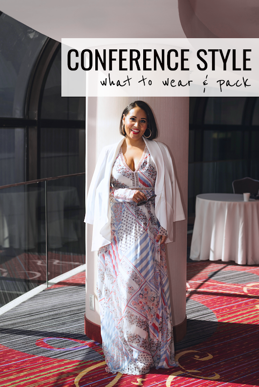 What to Wear to a Creative Conference