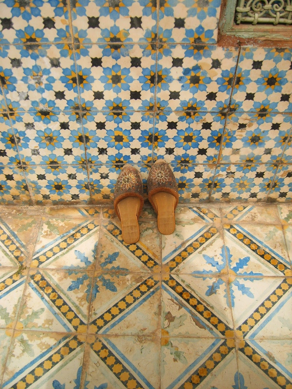 A Passage To Tangier The Beautiful Tile Work Of Morocco