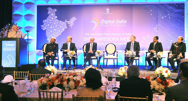 Narendra Modi: The Vajpayee of Digital Highways?