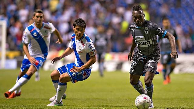 Monterrey vs Puebla en vivo Apertura 2016