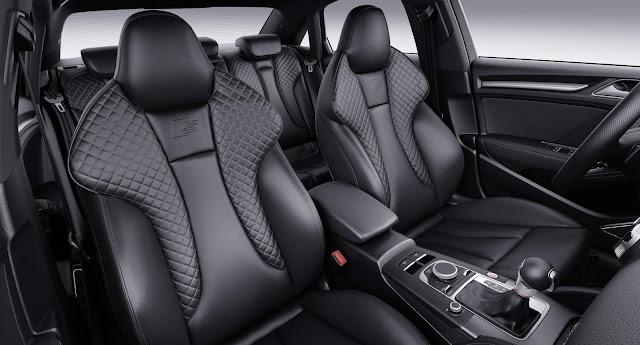 Audi S3 Sedan 2017 - interior