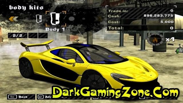 need for speed most wanted game free full version