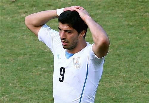 Suarez có thể phải điều trị bệnh lý