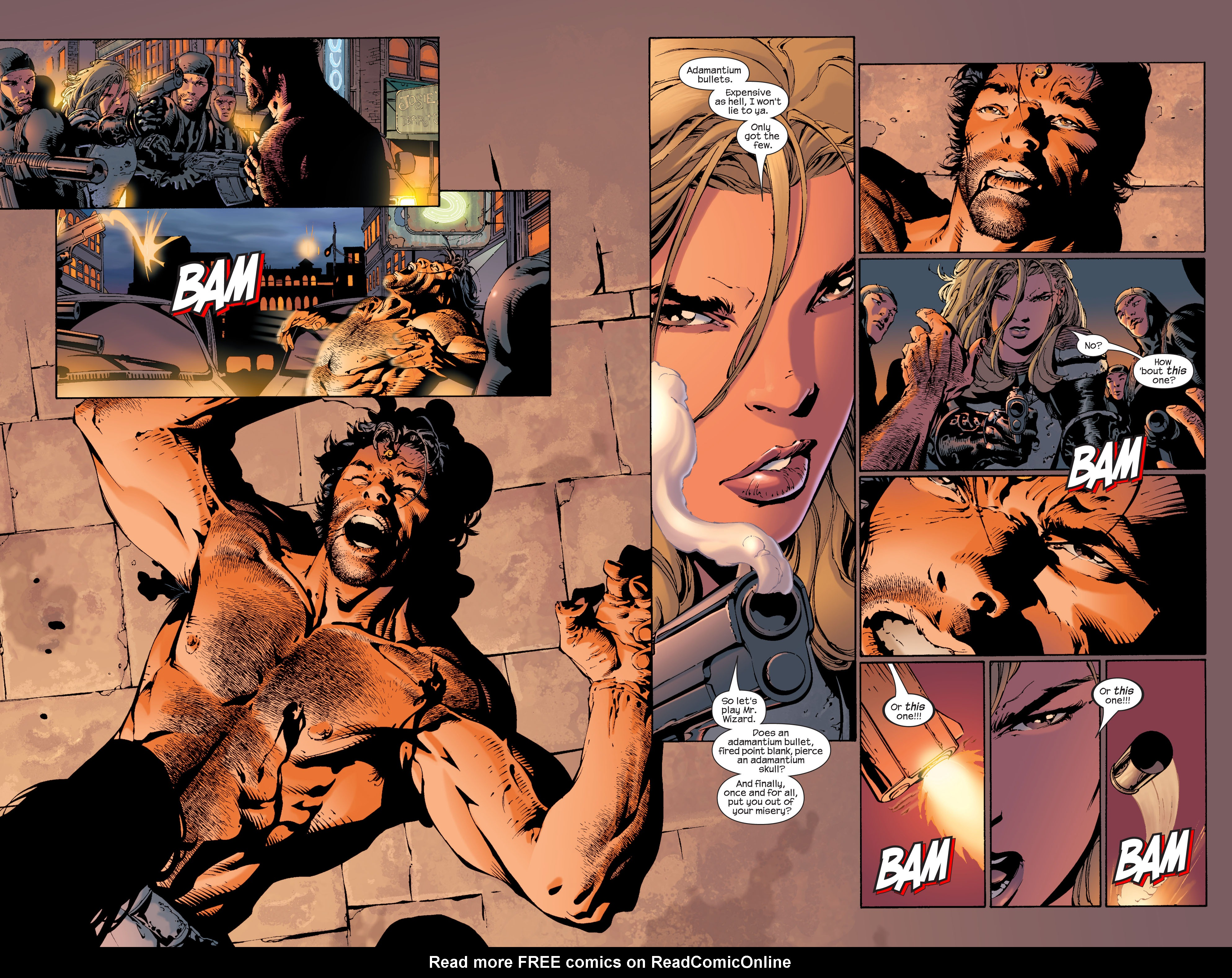 Read online Ultimate X-Men comic -  Issue #36 - 18