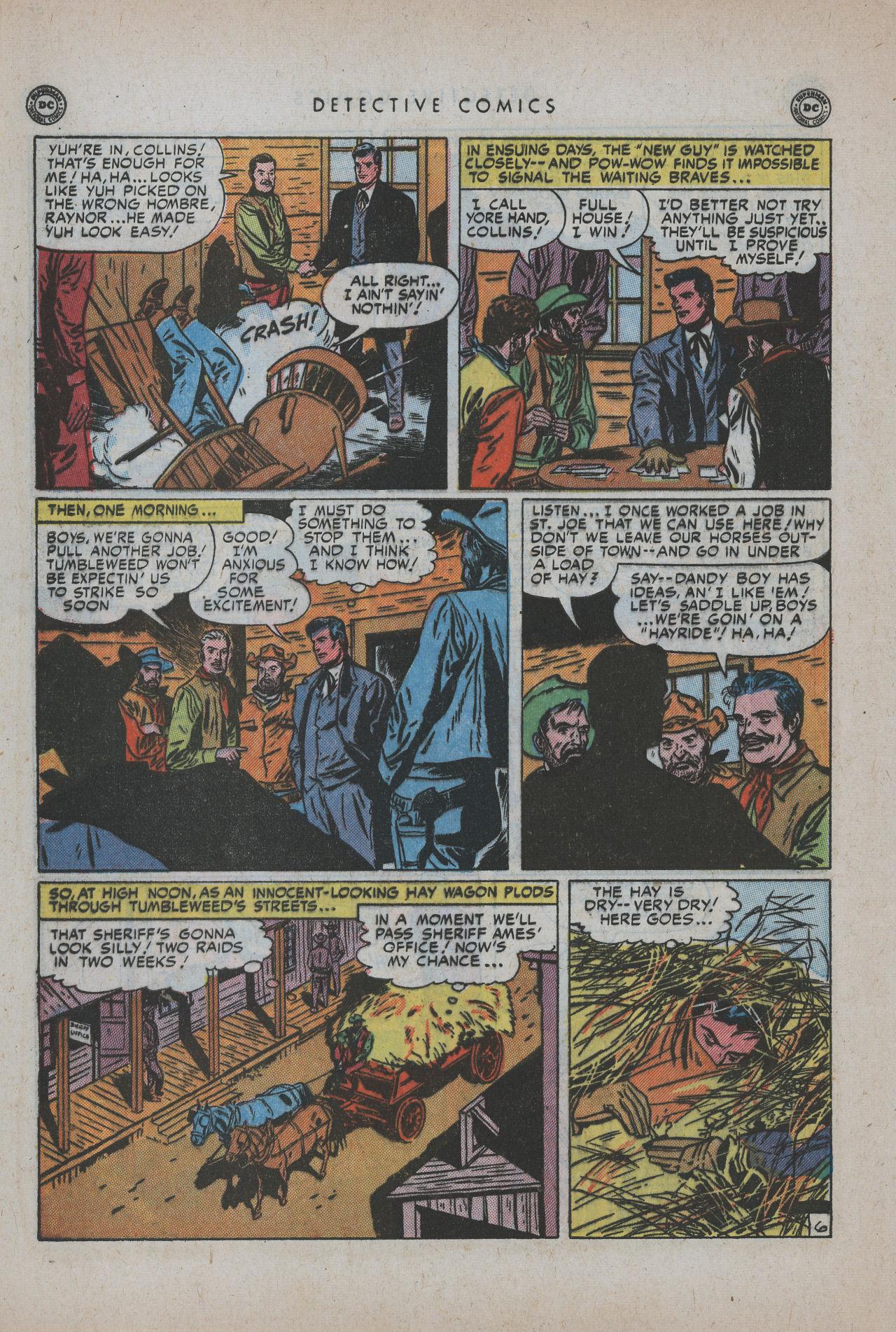 Detective Comics (1937) 171 Page 45