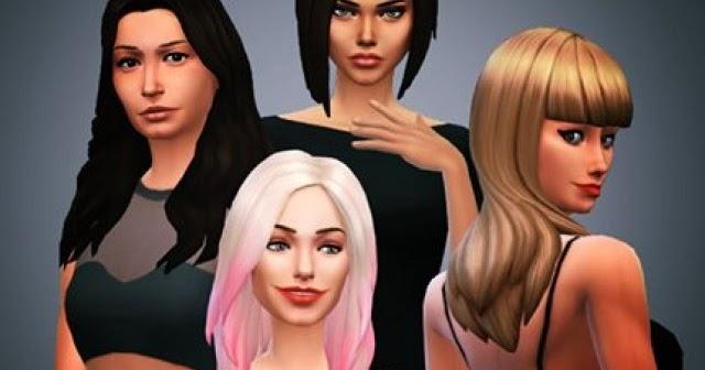 Tem Na Web - Indicação de SimSerie: Girls In The House