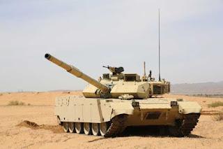 Main Battle Tank 3000