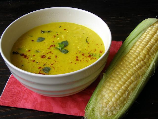 kuk Zupa krem z kukurydzy