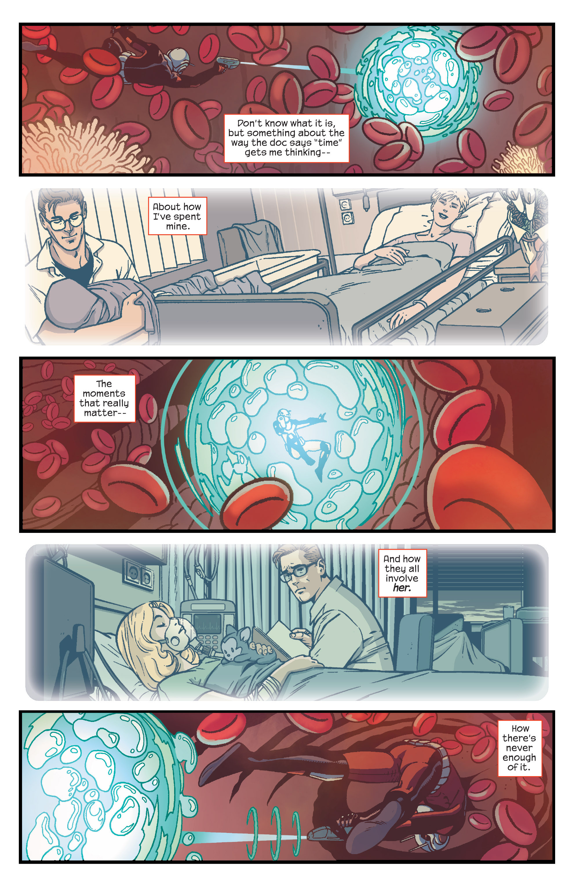 Read online Ant-Man comic -  Issue #5 - 17