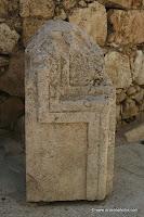 Jerusalem Bilder - Jerusalem arkeologiska park (Gamla staden i Jerusalem) Israel, Resa