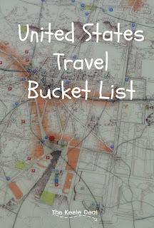 United States Travel Bucket List #nevertakethesameroadtwice #travel