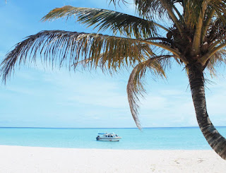 Pulau Sangalaki - 4H3M Derawan Labuan Cermin Open Trip 2018 -  Salika Travel