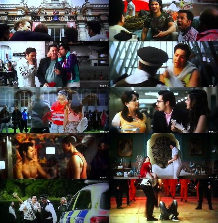 Judwaa 2 2017 Pre DVDRip 800MB Full Hindi Movie