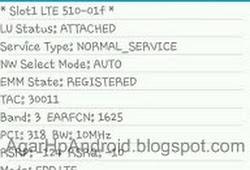 Cara Mengaktifkan Sinyal 4G LTE Only Samsung Galaxy Tanpa Root