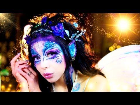 Curiozitati Pe Glob Butterfly Makeup Halloween Fotografia Moda