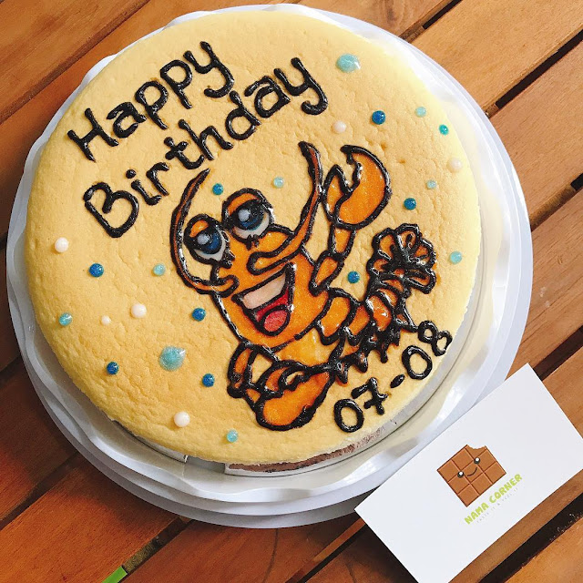 Top 45 mẫu ảnh bánh sinh nhật, bánh kem & bánh Gato đẹp nhất
