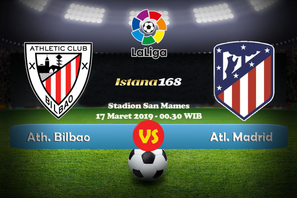 Prediksi Athletic Club Vs Atlético Madrid 17 Maret 2019