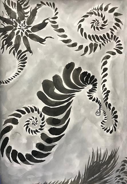 らせんの華  / Spiral flower