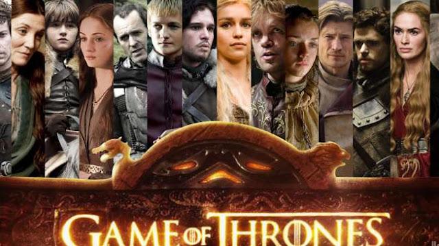 <i>Game of Thrones</i>, Jokowi dan Cerita Aslinya