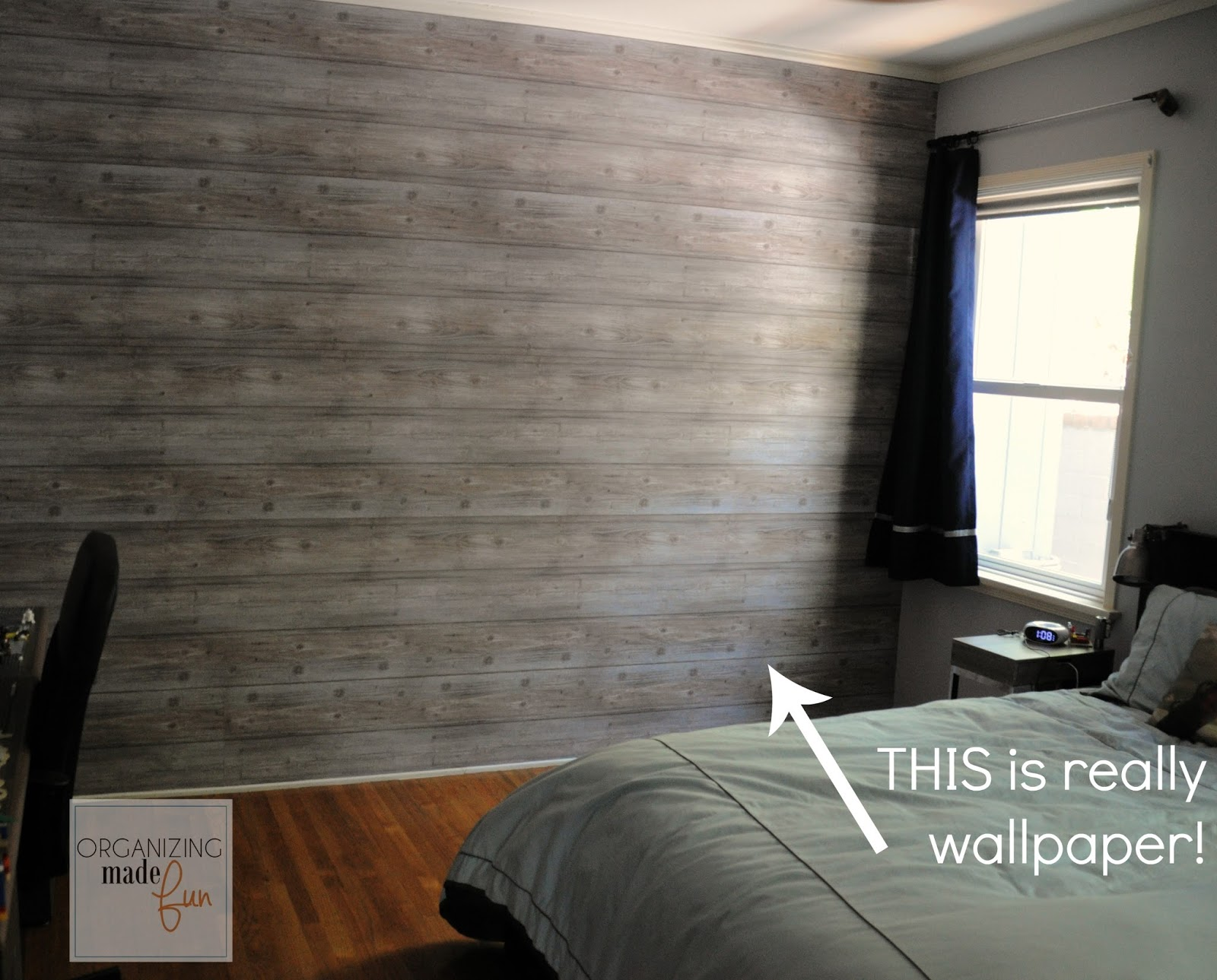 Wallpaper That Looks Like Wood Panelling At Oq57
