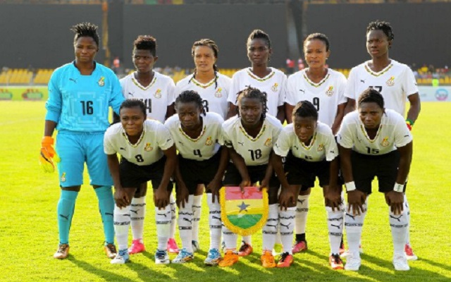 Ghana Black Queens beat South Africa to win bronze medal