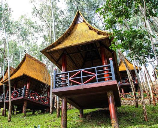 Khám phá làng LAK-KON-KU Nha Trang