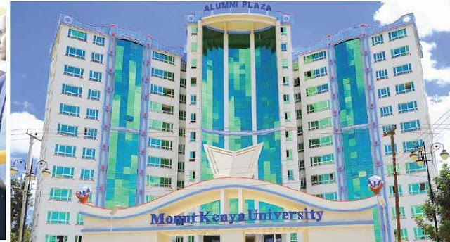 List of Courses Offered at Mount Kenya University