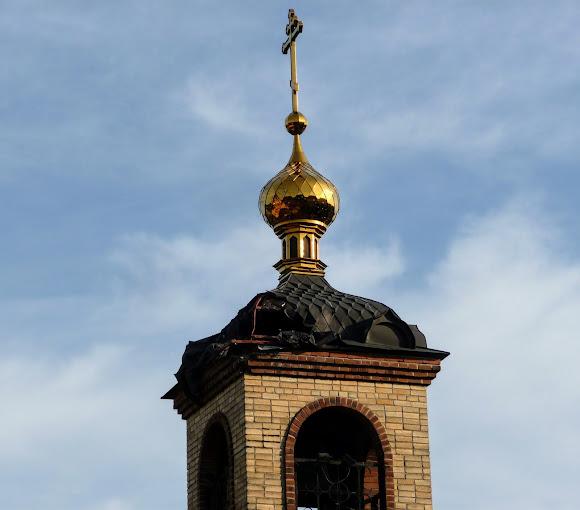 Авдеевка. Свято-Михайловская церковь. Колокольня