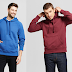 Target: $8.38 (Reg. $27.99) Goodfellow & Co Men's Standard Fit Long Sleeve Hooded Sweatshirt! / Men's Big & Tall $8.98!