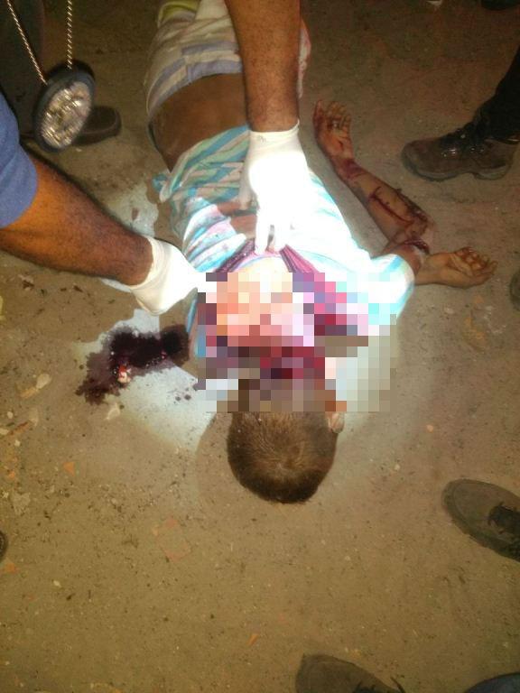 Jovem é morto a facadas e tem cabeça decapitada no litoral do Piauí