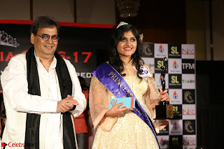 John Aham, Bhagyashree, Subhash Ghai and Amyra Dastur Attends Princess India 2016 17 057.JPG