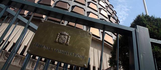 Tribunal Constitucional y Constitucion de 1978