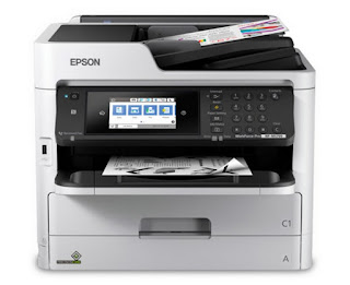 Epson WorkForce Pro WF-M5799 Drivers Download, Review