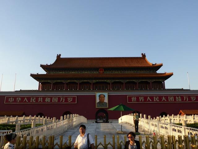Tian'anmen - Puerta del Cielo