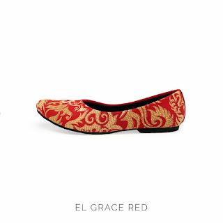 EL GRACE RED THE WARNA