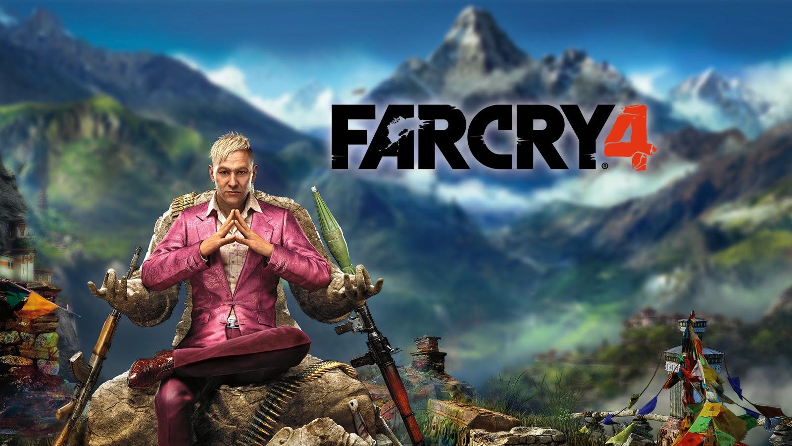 مراجعة Far Cry 4