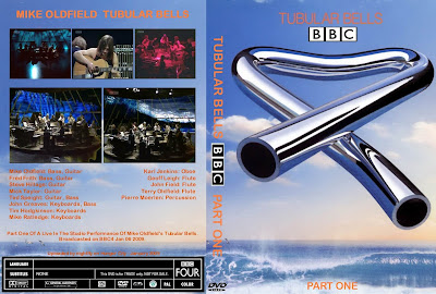 Mike Oldfield - Live London, UK 1973 DVD