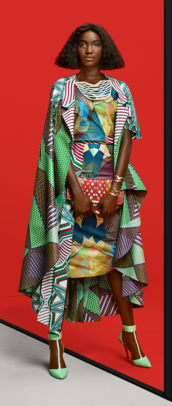 "VLISCO LAUNCHES NEW BRAND CAMPAIGN ""THINK"""