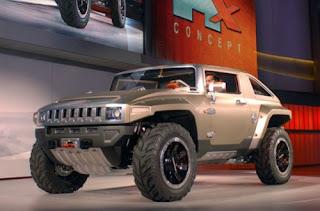 2018 HUMMER HX Concept, New 2018 Hummer HX