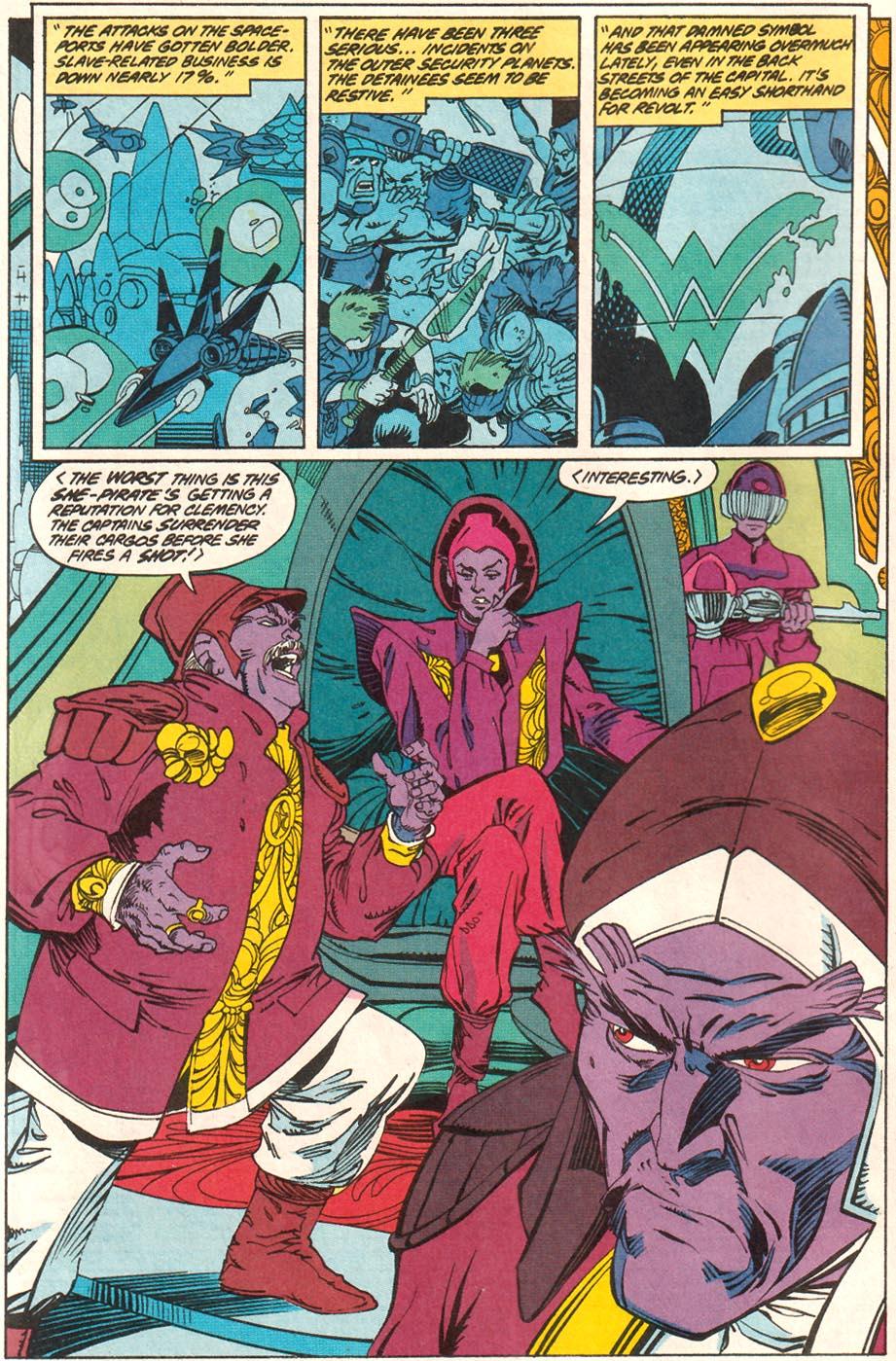 Read online Wonder Woman (1987) comic -  Issue #70 - 3