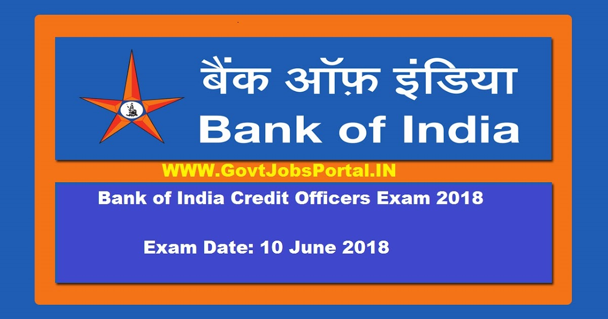 Bank-of-India-Recruitment-Notification  Th P Govt Job Online Form Gujarat on