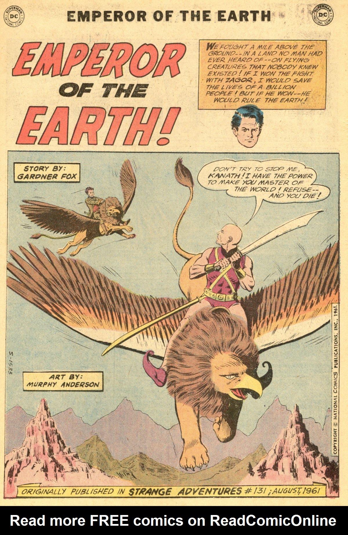 Strange Adventures (1950) issue 243 - Page 23