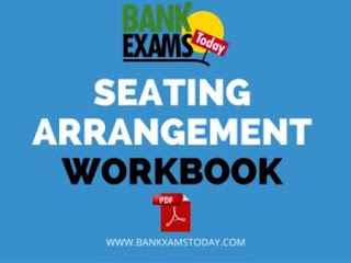 reasoning seating arrangement workbook