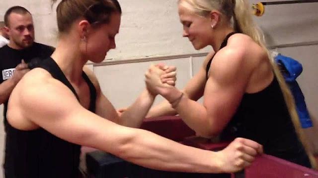 Sarah Bäckman - Hottest Fitness Models