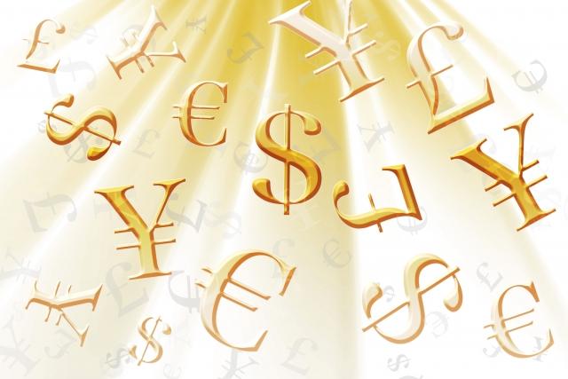お金をイメージした画像