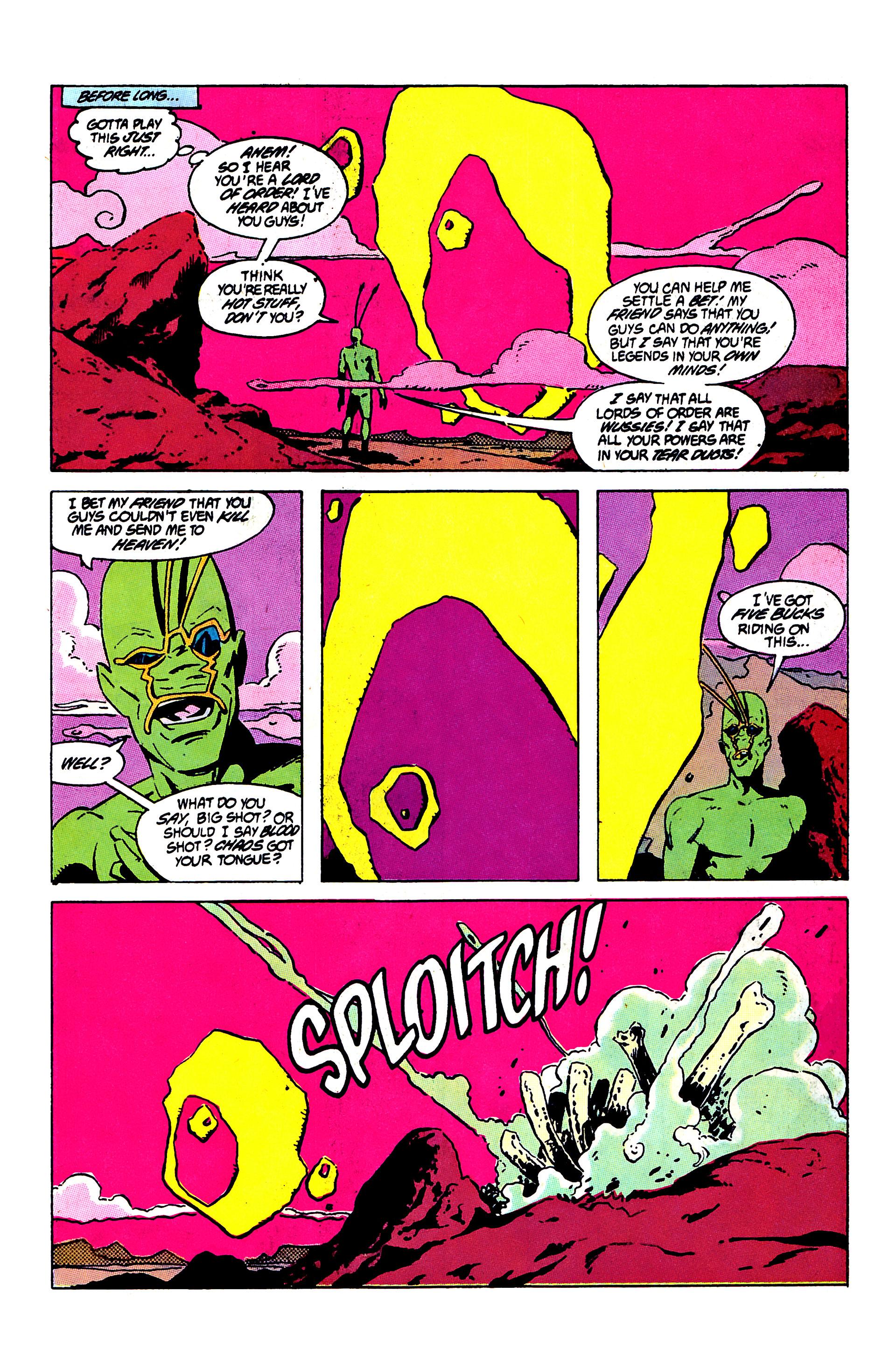 Secret Origins (1986) issue 48 - Page 11